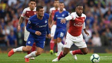 Челсі – Арсенал: онлайн-відеотрансляція матчу АПЛ