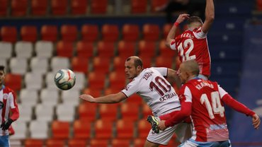 Кравець потрапив до символічної збірної Сегунди за версією Marca