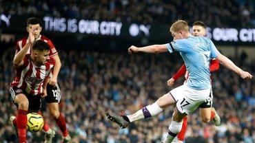 Шеффилд Юнайтед – Манчестер Сити: онлайн-трансляция матча с Зинченко в старте