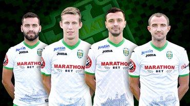 Карпати офіційно відпустили ще чотирьох гравців – серед них легенда УПЛ