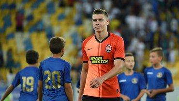 Агент Матвієнка: Арсенал хоче здійснити перехід до 1 лютого