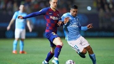 Барселона вигризла перемогу над Ібіцою в Кубку Іспанії – Сетьєн провалив план на гру, але врятувався замінами