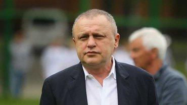 Суркис выступил с категорическим заявлением об изменении регламента УПЛ