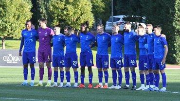 Динамо – Вардар: онлайн-трансляция контрольного матча