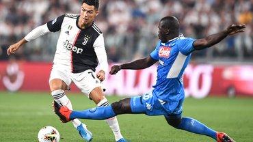 Наполі – Ювентус: онлайн-трансляція матчу Серії А