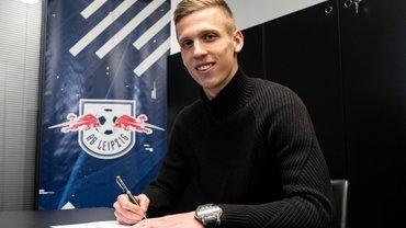 Ольмо став гравцем РБ Лейпциг