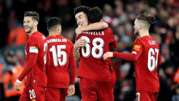 Кубок Англії: Ліверпуль несподівано осоромився в Шрусбері