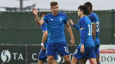 Динамо перемогло Кайрат в останньому матчі на першому зборі – дебютні голи новачка, який отримав травму