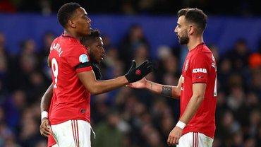 Челси – Манчестер Юнайтед – 0:2 – видео голов и обзор матча