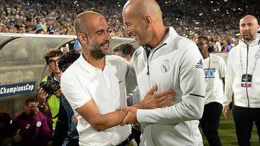Зидан объяснил, какую опасность для Реала представляет дисквалификация Манчестер Сити