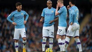 Манчестер Сіті попросить перевірити спонсорські контракти ПСЖ і Ювентуса