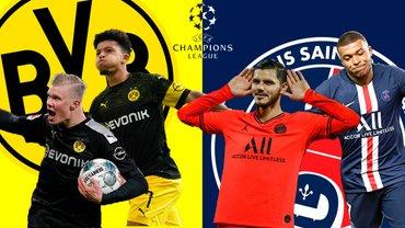 Боруссия Д – ПСЖ: онлайн-трансляция матча 1/8 финала Лиги чемпионов – как это было