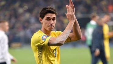 Яремчук назвал примерный срок возвращения к тренировкам – форвард сборной Украины настроен оптимистично