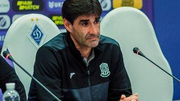 Динамо і Ребров від нього відмовилися: чому для Вісенте Гомеса настав момент істини