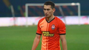 Степаненко прокоментував рішення VAR у матчі проти Бенфіки