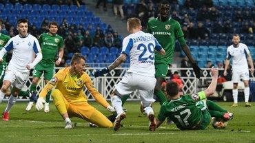 Динамо – Ворскла: Киев пропускает легкий гол – ничья в пользу Зари в историческом матче УПЛ