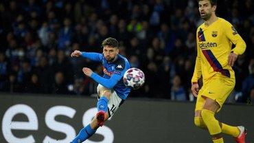 Наполи – Барселона – 1:1 – видео голов и обзор матча