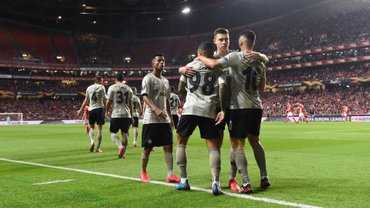 Бенфика – Шахтер – 3:3 – видео голов и обзор матча