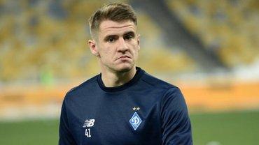 Динамо продлило контракт с Бесединым