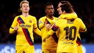 Наполи – Барселона: несправедливый результат, тактическая победа Гаттузо и провал Месси на территории Марадоны