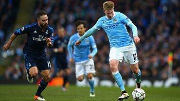 Реал Мадрид – Манчестер Сити: онлайн-трансляция матча 1/8 финала Лиги чемпионов