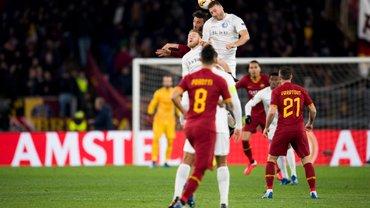 Гент – Рома: стартові склади на матч Ліги Європи – Безус і Пластун спробують вибити Фонсеку та Мхітаряна
