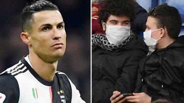 """Роналду став """"жертвою"""" коронавірусу – масова паніка дісталася і до португальця"""