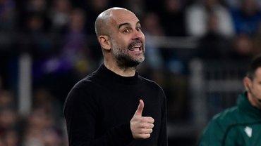 Гвардіола побив рекорд за кількістю перемог у плей-офф ЛЧ – наставник Манчестер Сіті випередив легендарних колег