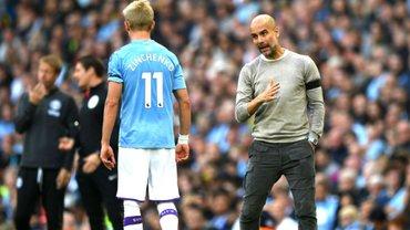 Зинченко на пороге решающего периода – конкурент и неудачный сезон Манчестер Сити могут помочь украинцу