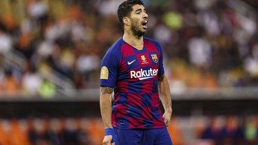 Суарес ризикує покинути Барселону після приходу топ-форварда