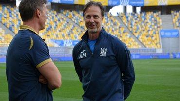 Три новичка стоят на пороге в сборную Украины – помощник Шевченко раскрыл имена
