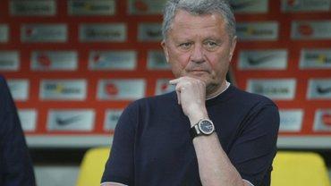 Маркевич озвучив свій формат продовження сезону в Україні