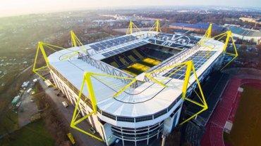 Найбільший стадіон Німеччини перетворюють у центр боротьби з коронавірусом