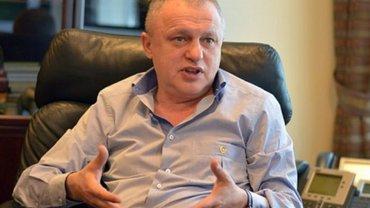Суркис признался, сколько будет платить игрокам Динамо во время карантина