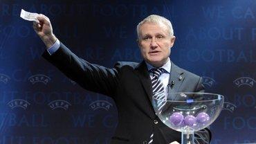 УЕФА заплатил кругленькую сумму отступных за увольнение Григория Суркиса