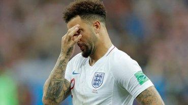 Уокера выгнали из сборной Англии после скандала с проститутками