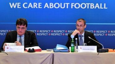 УЄФА може зменшити кількість міст-господарів Євро-2020