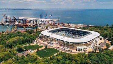 Черноморец рискует потерять стадион – сооружение продают за мизер, чтобы превратить в казино