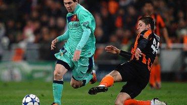 Луческу зізнався, що скандальний гол Мессі майже завершив його кар'єру в Шахтарі