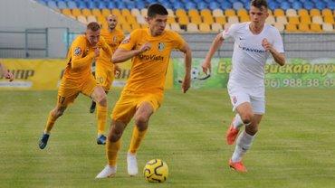 Александрия – Заря – 0:1 – видео гола и обзор матча