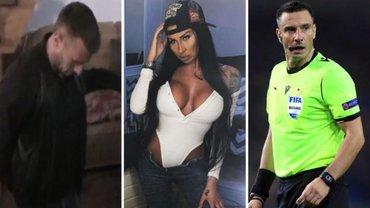 """Суддю, який губив Динамо і Шахтар, заарештували на вечірці з кокаїном, зброєю і повіями – """"небачений скандал"""""""