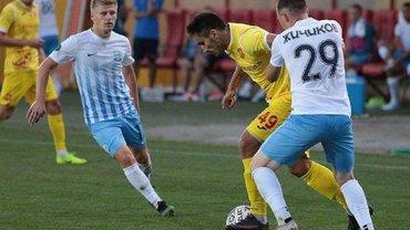 Інгулець вимагає призупинити участь Миная у Кубку України або зарахувати технічну поразку у матчі з Динамо