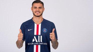 Ікарді офіційно став гравцем ПСЖ – парижани викупили форварда в Інтера