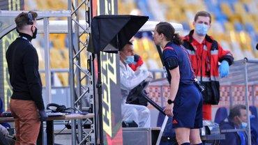 Шахтер – Динамо: испанский рефери оценил скандальный эпизод со Степаненко и Поповым на красную карточку