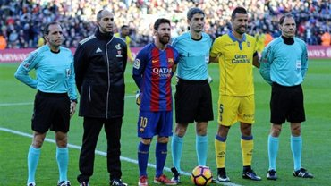 Шахтар – Динамо: асистент легендарного іспанського арбітра виніс власний вердикт щодо скандального скасування гола