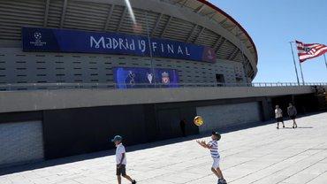 УЕФА рассматривает сенсационный вариант с местом проведения финала Лиги чемпионов