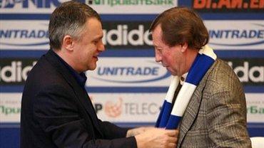 Динамо може втретє запросити Сьоміна