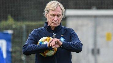 Назначение Михайличенко в Динамо было временным, Суркис имеет приоритетный вариант замены, – СМИ