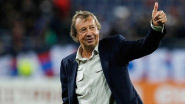Суркіс прокоментував можливе повернення Сьоміна в Динамо