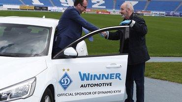 Динамо отримало нового офіційного спонсора – ним став відомий в Україні бренд